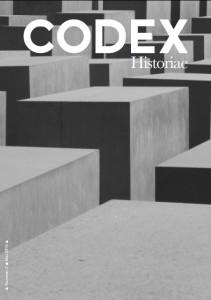 Cover Codex Historiae zomernummer 2015, thema Tweede Wereldoorlog Vergeten Verleden