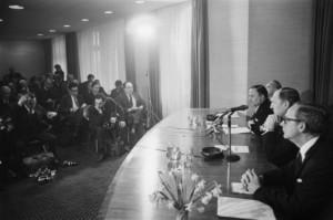 Historische persconferentie, bij de blog van Zadok Samen over de persconferentie