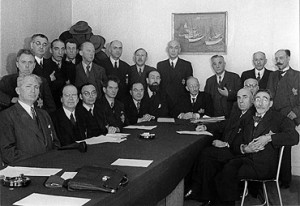 Leden van de Joodse Raad