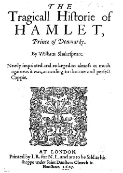 Hamlet tragedie van galapas 2011 cover
