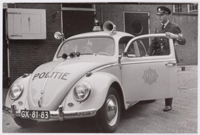 blog Zadok Samson tijdschrift CODEX Historiae positief blauw politie