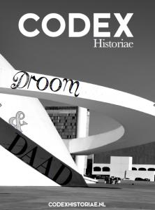 Poster CODEX Historiae Droom & Daad