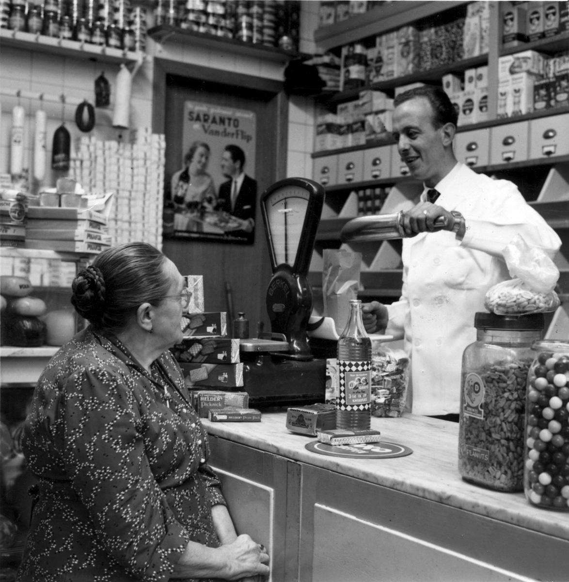 Kruidenierswinkel - afbeelding bij blog Consumentengeweld