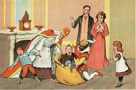 Afbeelding bij blog Sinterklaas