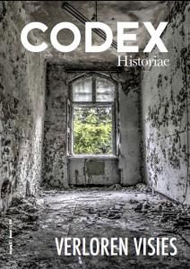 Themanummer CODEX Historiae Verloren visies