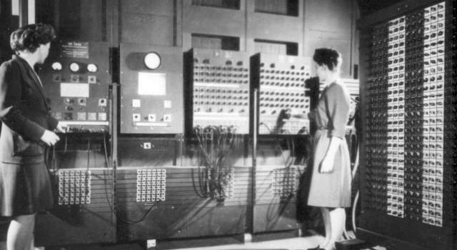 ENIAC, eerste computer