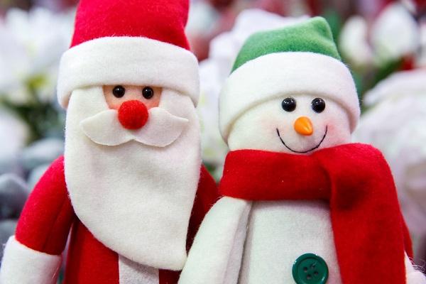 Sinterklaas of Kerstman?