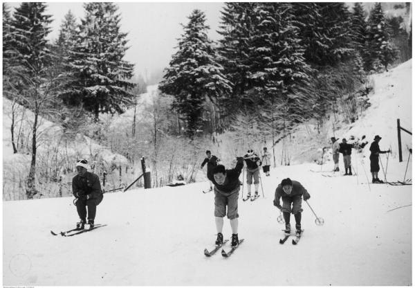 Olympische Winterspelen 1936