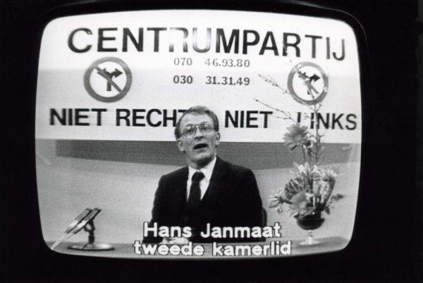 Zendtijd voor politieke partijen, 1984, Spaarnestad Photo