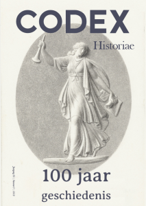 100 jaar geschiedenis - zomernummer CODEX Historiae 2018